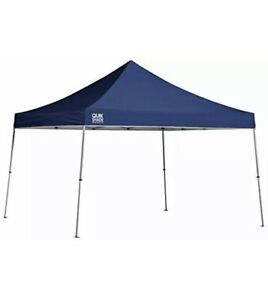 Quik Shade 12' x 12' Instant Straight Leg Pop Up Outdoor Canopy Shelter