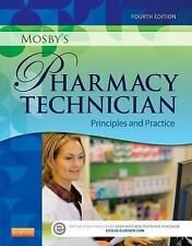 MOSBY'S PHARMACY TECHNICIAN [ - ELAINE BEALE, ET AL. KAREN DAVIS (PAPERBACK) NEW