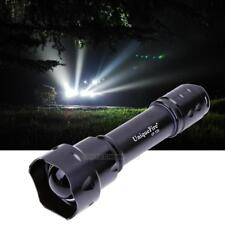 UF-T20 OSRAM Cree Red Infrared IR 850nm Night Vision Zoom LED Flashlight Torch