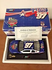 1997 Revell Texas Special 97 Diecast Replica 1/18 Scale Race Car #4201 NIB