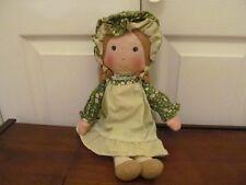 Vintage Holly Hobbie Friend Amy Doll