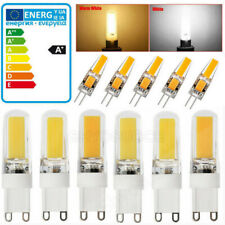 G9 220V 110V G4 12V LED Bulb 3W 5W 6W Capsule COB Light Lamps Corn Bulb Dimmable