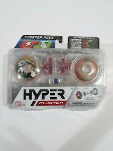 BANDAI HYPER Cluster YO-YO Starter Pack Build & Customize NEW