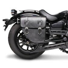 Sacoche de Selle Texas Honda Shadow VT 750 C/c2/c4 noir droit