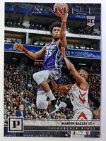 2018 18-19 Panini Chronicles Marvin Bagley III Rookie RC #115, Sacramento Kings