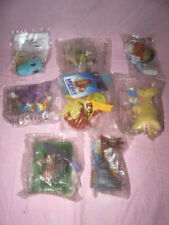 /// 8 FIGURINES AGE DE GLACE MAGIC BOX QUICK & HAPPY MEAL MAC DO NEUF