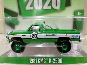 GreenLight Green Machine 2020 Trade Show Toy Fair 1981 GMC K-2500