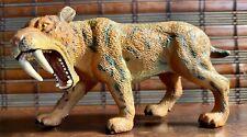 CollectA 88303 Smilodon Prehistoric Dinosaur Sabre Tooth Tiger Figure HTF