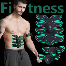 Eight Pack Abs Trainer Abdominal Toning Stomach Muscle Toner Smart EMS Fitnes