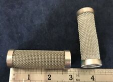 (10) Stainless Steel TW Strainer 100 Mesh Spraying Systems CP5594-8-304SS- NEW