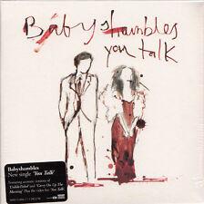 BABYSHAMBLES You Talk | Maxi-CD Neuware | sealed cardsleeve