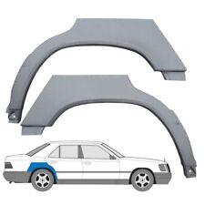 Mercedes W124 Limo und Kombi 1984-1996 Radlauf Reparaturblech Kotflügel / Paar