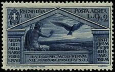 Italy 1930 stamps air mail MH Sas A23 CV $77.00 180617289