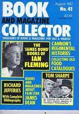 IAN FLEMING JAMES BOND / TOM SHARPEBook Collectorno.41Aug1987
