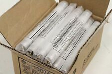 "Lot of (28) GE F4T5/CW Fluorescent Bi-Pin 6"" Light Bulb Tube Cool White 10004"