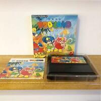 Rod Land Fairy Story Famicom FC Jaleco Used Japan Import 1992 Boxed Tested