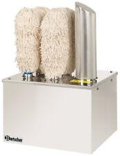 Gläserpoliermaschine Poliermaschine 5 Köpfe Heißluft Bartscher Neu Gastlando