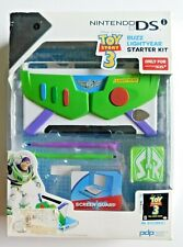 PDP Nintendo DSi Buzz Lightyear Starter Kit Toy Story 3 - No Game Included