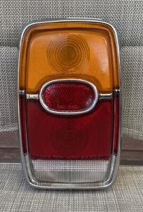 TOYOTA 1966-70 COROLLA KE10 COUPE-SEDAN GENUINE CHROME RHS TAIL-LIGHT!! EC!!