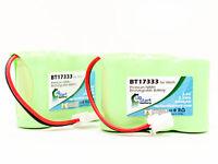 2x Replacement Battery for VTech CS5111, CS5121-3, CS2111 Cordless Phone