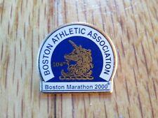 104th Running of Boston Marathon 2000 Commemorative BAA Pin PATRIOTS' DAY