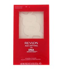 Revlon Age Defying DNA Pressed Powder - 30 Translucent RARE