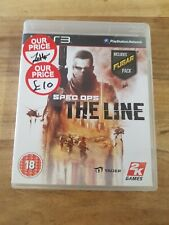 Spec Ops The Line PS3 Pre-owned