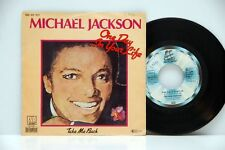 "Michael Jackson        One day in your life      Motown        ""7        NM  # D"
