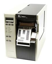 Zebra R110Xi R13-7A1-00000 RFID Thermal Label Barcode Printer USB Network 300DPI