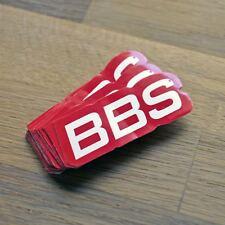 "BBS Original 2"" Lip Decals (Set of 4)"