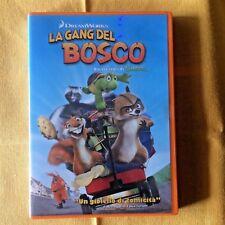 LA GANG DEL BOSCO dvd Italiano x bambini cartoni animati