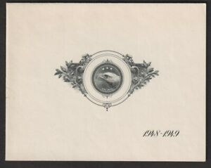 American Bank Note Company 1949-1950 Christmas / New Year Greeting Card