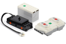 LEGO Train Motor Set Powered Up Battery Box / Hub Remote Horizon Express 10233