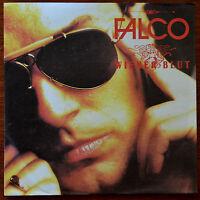 "Falco – Wiener Blut 7"" – 247 743-7 German Pressing – Ex"