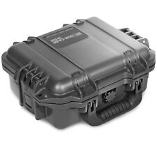 Peli Storm iM2050 Protective Waterproof Hard Equipment Case Box with Foam Black