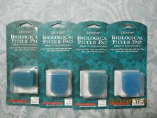 4 Marineland Duetto Biological Filter Pad Fits Duetto 50 Lot of 4