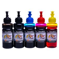 CISS continuous ink refill kit Non OEM Canon MG5450 MG5550 MG5650 IP7250
