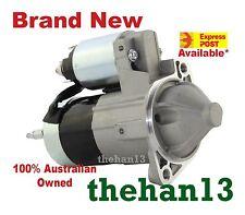 Starter Motor For Mitsubishi Outlander  ZE engine 4G54 2.4L  02/03-10/06