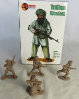 MARS - Taliban Warrior Toy Soldiers -  (54MM) 16 in all 4 poses - Modern Era