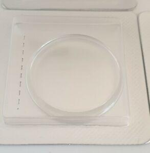 Cristal aftermarket reloj Seiko Bull Head 6138-0040 mineral glass 340W18M