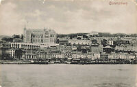 Rare Vintage Postcard - Queenstown (Cobh) - Cork, Ireland (July 1904).