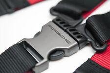 Porsche Motorsport Lanyard, Black/Red GENUINE
