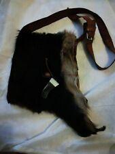 Ladies Sling Chest/Crossover Handmade Leather Handbag