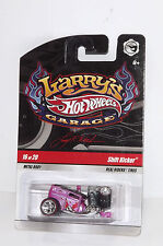 HOT WHEELS LARRY'S GARAGE ERROR CHASE SIGNED UNRIVETED SHIFT KICKER