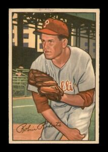 1952 Bowman Set Break # 4 Robin Roberts EX-MINT *OBGcards*
