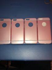 Lot Of 4pc Moshi iGlaze Slim Durable Case Apple iPhone 6/6s Carnation Pink
