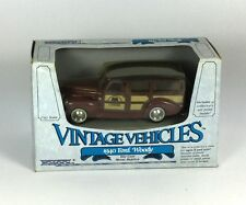 Ford Woody 1940  • ERTL # 2517 • 1:43 diecast • Mint Boxed