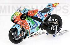 MINICHAMPS 073096 bx YAMAHA YZR-M1 diecast bike V Rossi ASSEN MotoGP 2007 1:12th