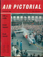 AIR PICTORIAL British Magazine November 1970 VFW VAK 191B prototype