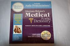 Merriam-Webster's Medical Audio Dictionary for Windows And Macintosh